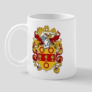 Draper Family Crest Mug