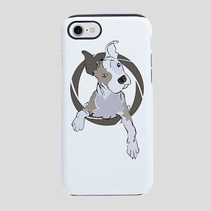 dog photography iPhone 8/7 Tough Case