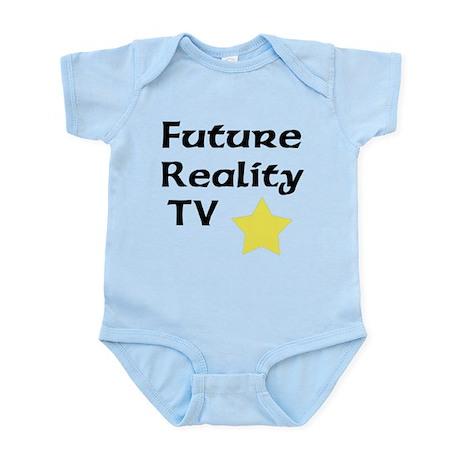 Future Reality Star Infant Bodysuit