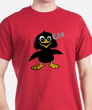 Funny Crow T-Shirt