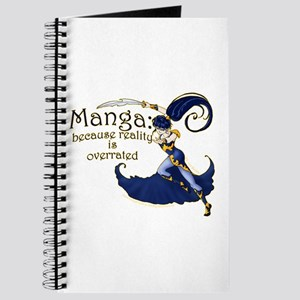 Fun Manga Fan Design Journal