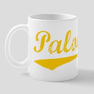Vintage Paloma (Orange) Mug