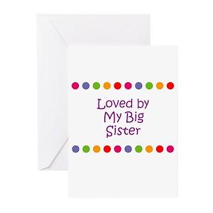 Sister greeting cards cafepress m4hsunfo