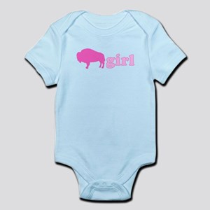 Buffalo Girl Infant Bodysuit