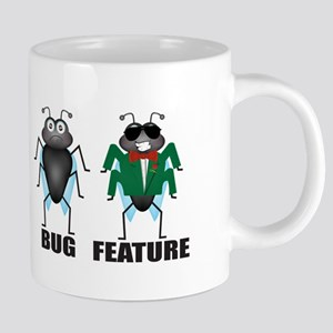 Bug vs Feature Mugs