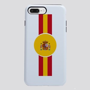 Spaniard Flag Gear iPhone 8/7 Plus Tough Case