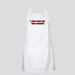 No Sex With Breeders BBQ Apron