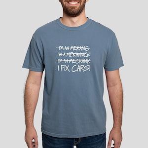 Mechanic Spelling I Fix Cars T-Shirt