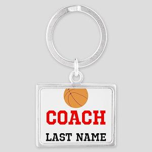 Basketball Coach Keychains