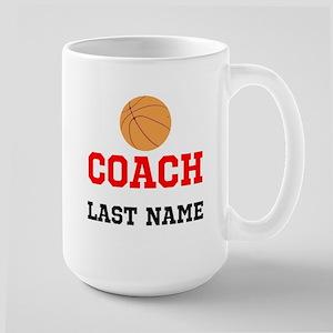 Basketball Coach Mugs