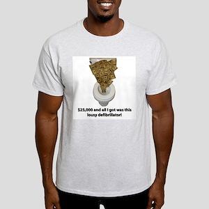 ICD Recall Ash Grey T-Shirt