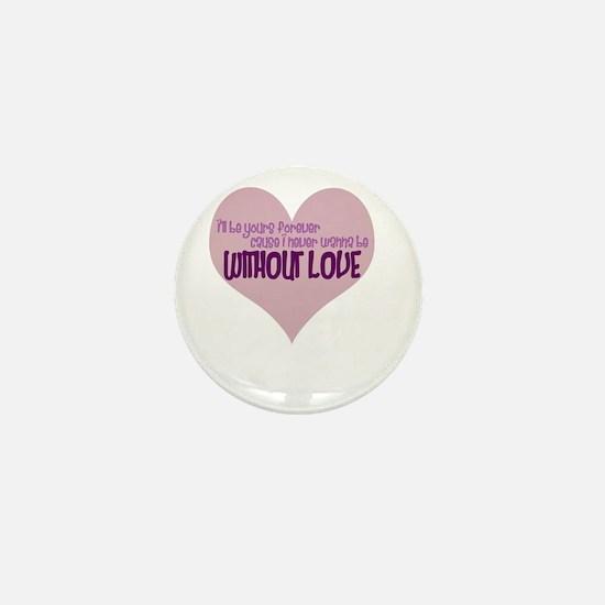 Unique Hairspray Mini Button