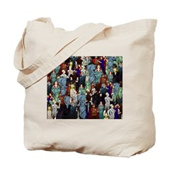 Where's The Gherkin Lurkin? Tote Bag