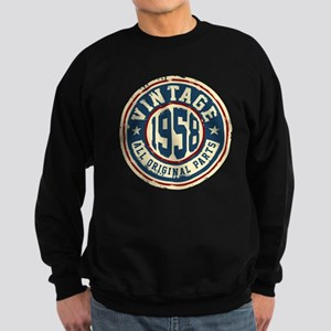 Vintage 1958 All Original Parts Sweatshirt