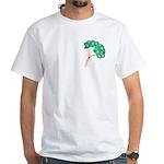 Tree of Love White T-Shirt