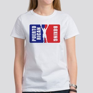 Rican Boxing Women's T-Shirt