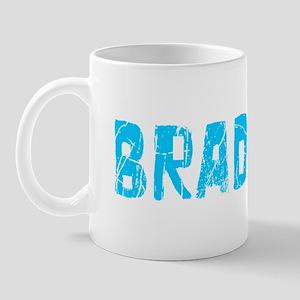Bradford Faded (Blue) Mug