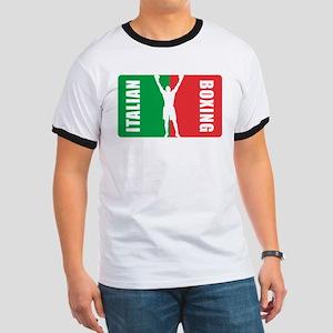 Italian Boxing Ringer T