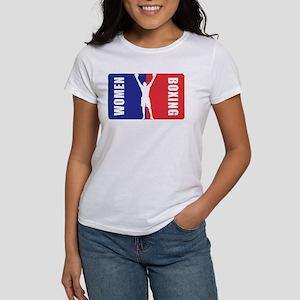 Women Boxing T-Shirt