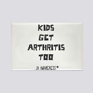 JA Kids Get Arthritis Too Magnets