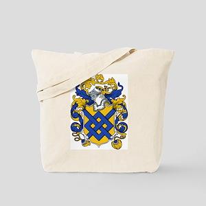 Eaton Family Crest Tote Bag