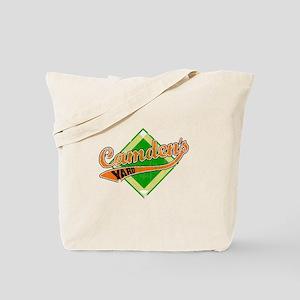 Camden's Yard Tote Bag