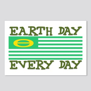 Earth Day Every Day Postcards (Package of 8)