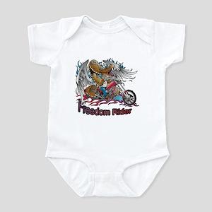Freedom Rider Infant Bodysuit