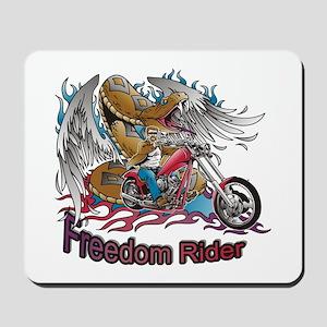 Freedom Rider Mousepad