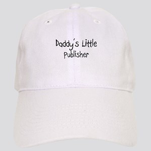 Daddy's Little Publisher Cap