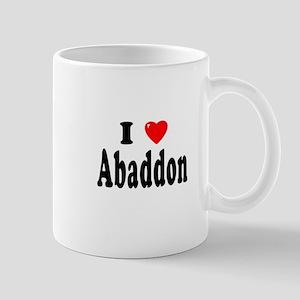 ABADDON Mug