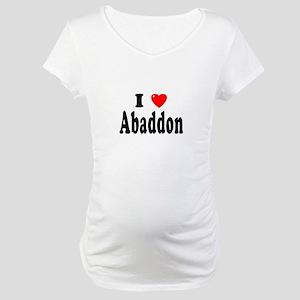 ABADDON Maternity T-Shirt