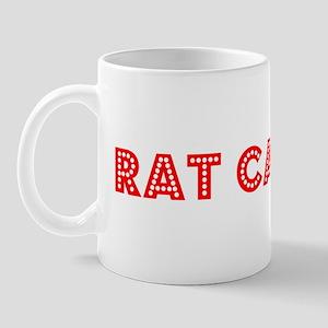 Retro Rat catcher (Red) Mug