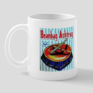 Beanbag Ashtray Mug