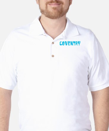 Coventry Faded (Blue) Golf Shirt