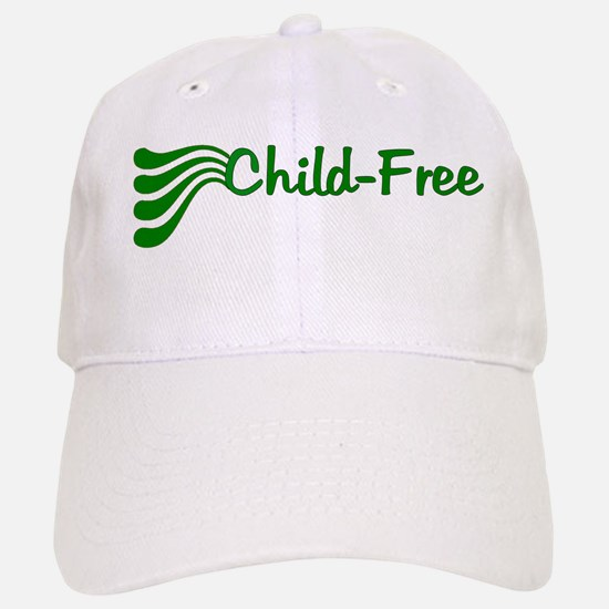 Child Free Baseball Baseball Cap