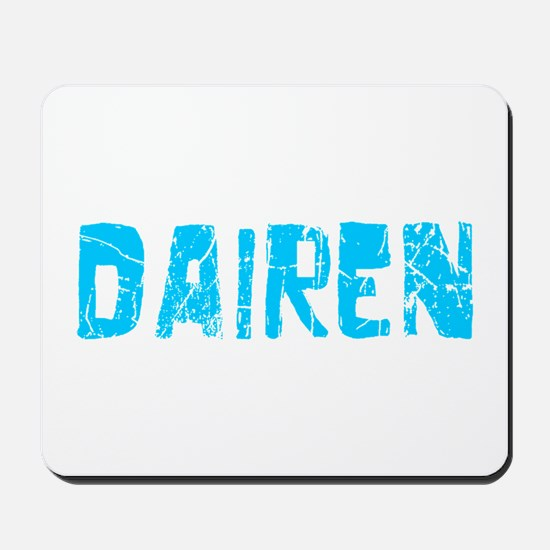 Dairen Faded (Blue) Mousepad