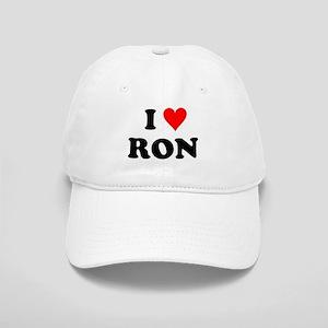 I Love Ron Cap