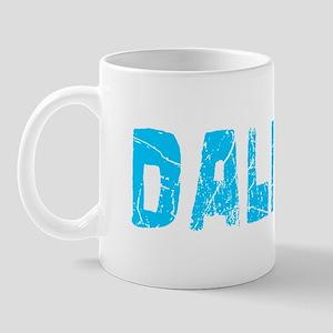 Dalian Faded (Blue) Mug