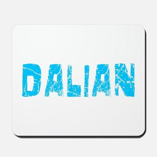 Dalian Faded (Blue) Mousepad