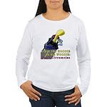 Woodie-Hoodie Women's Long Sleeve T-Shirt