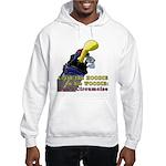 Woodie-Hoodie Hooded Sweatshirt