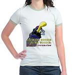 Woodie-Hoodie Jr. Ringer T-Shirt