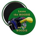 Woodie-Hoodie Magnet