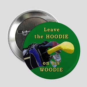 """Woodie-Hoodie 2.25"""" Button"""