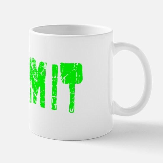Summit Faded (Green) Mug