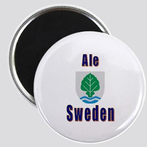 The Ale Sweden Store Magnet