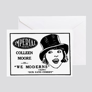 Colleen Moore Greeting Cards (Pk of 10)