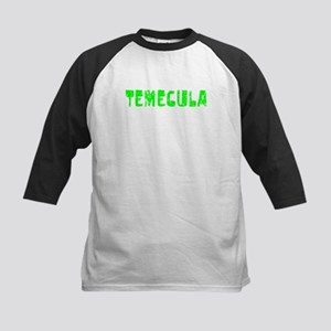 Temecula Faded (Green) Kids Baseball Jersey