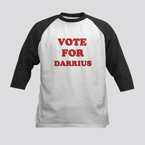 Vote for DARRIUS Kids Baseball Jersey